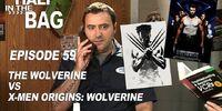 The Wolverine vs. X-Men Origins: Wolverine (6243)