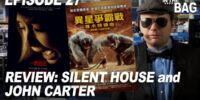 Silent House and John Carter (3111)