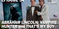 Abraham Lincoln: Vampire Hunter and That's My Boy (3895)