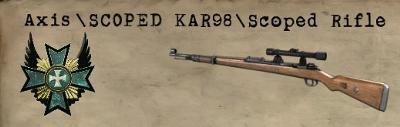 Scoped Kar98