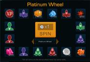 Platinum Wheel