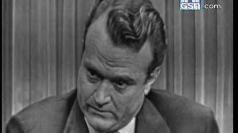 Red Skelton--What's My Line?