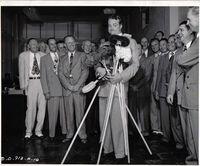 1948 Fuller Brush Man staff