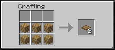 Crafting-minecraft-trapdoor