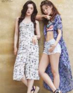SeulRene For High Cut Magazine Summer June 2017
