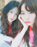 Seulgi and Yeri IG Update