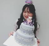 Yeri on her birthday 4