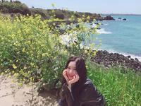 Irene by some flowers Instagram Update