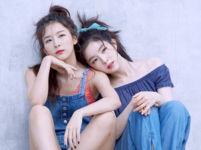 Irene and Seulgi for High Cut Magazine 3