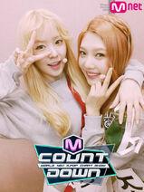 Irene and Joy M Countdown