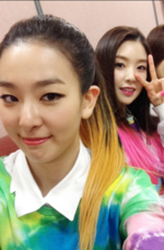 Seulgi and Irene Happiness Era 4