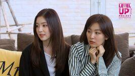 Seulgi and Irene Level Up Project Red Velvet 2