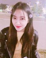Yeri with flowers in her hair IG Update