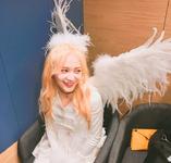 Yeri as an angel IG Update 2