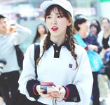 Wendy Incheon Airport 170609 2