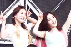 Seulgi and Irene Happiness Era 3