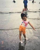 Yeri as a child IG Update