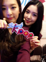 Seulgi and Irene Simply Kpop