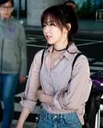 Wendy Incheon Airport 170424