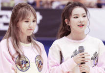 Seulgi and Wendy Ice Cream Cake Era