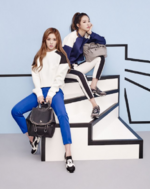 Seulgi and Irene for Black Martines 2