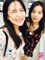 Seulgi and Yeri Level Up Project Red Velvet 3