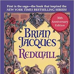 US Redwall 30th Anniversary Paperback