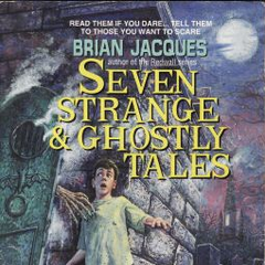 US Seven Strange and Ghostly Tales Paperback