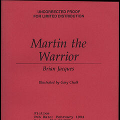 Martin the Warrior