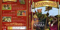 Rougemuraille: Le Royaume de Sparra
