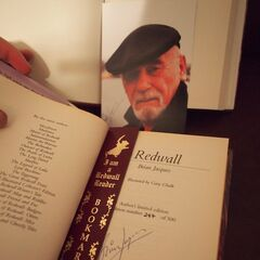 <i>Redwall</i> Author's Limited Edition