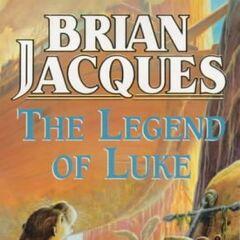 UK The Legend of Luke Paperback