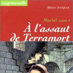 French Mariel of Redwall Hardcover Vol. 4