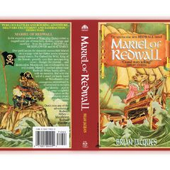 <i>Mariel of Redwall</i> proof