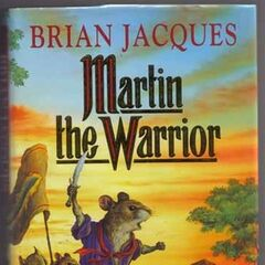 UK Martin the Warrior Hardcover