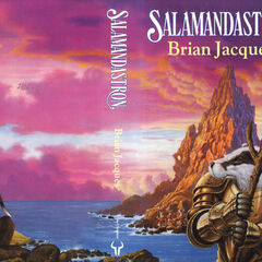 UK Salamandastron Hardcover