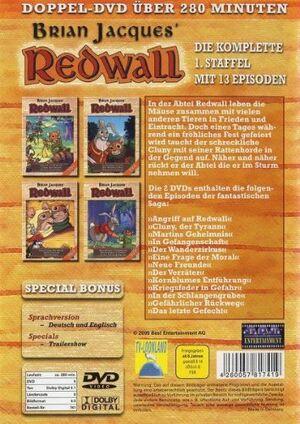 RedwallDoppelback