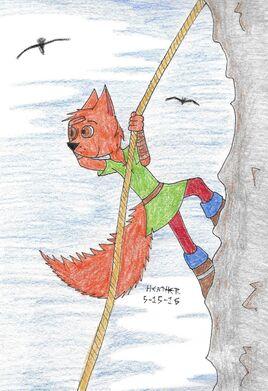DoR; Cliff climbing