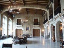 Banff great hall
