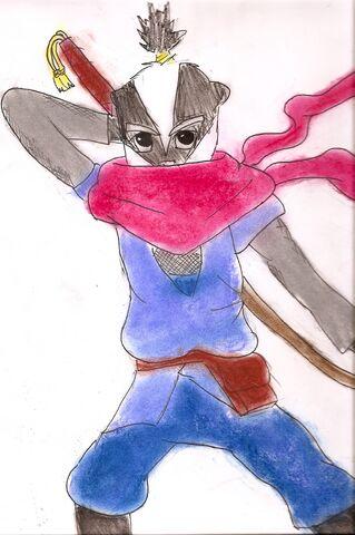 File:Badger Samuri.jpg