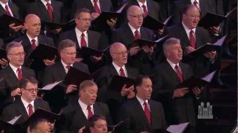 How Great Thou Art - Mormon Tabernacle Choir