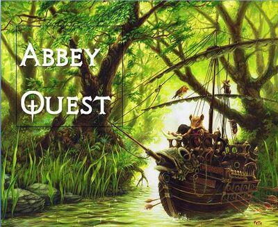 Abbey Quest Logo