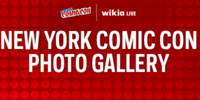 New York Comic Con 2014 WikiaLive Photos