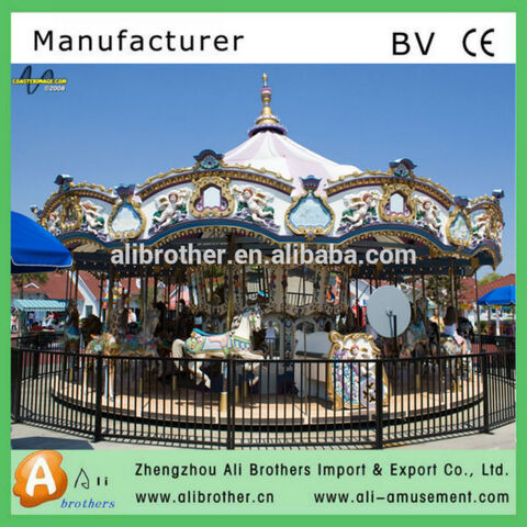 File:CE ISO9001 passed with factory carousel manufacturer.jpg