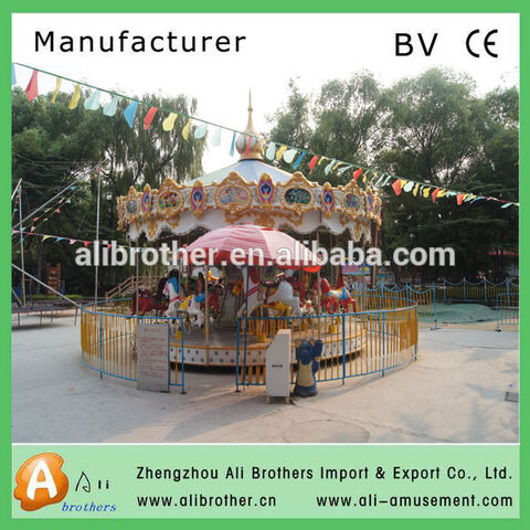 File:Luxury Outdoor Playground amusement park rides carousel.jpg