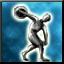 Athletic Power Icon