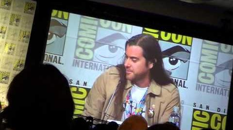 3-SDCC 2014 Regular Show Panel