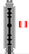 Razor blade lightsaber by jedimsieer