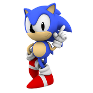 Classic sonic by mike9711-d55138p