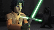 Star-wars-rebels-ezra-bridger-kylo-ren-lightsaber